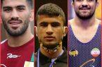 کسب سه مدال فرنگی کاران ایذهای از جام تختی