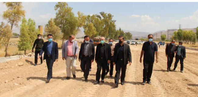 فرماندار ایذه خبر داد: پل بلوطک شیخان به زودی زیر بار ترافیکی می رود