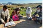 تبدیل یک گاوداری به مدرسه توسط معلم فداکار خوزستانی