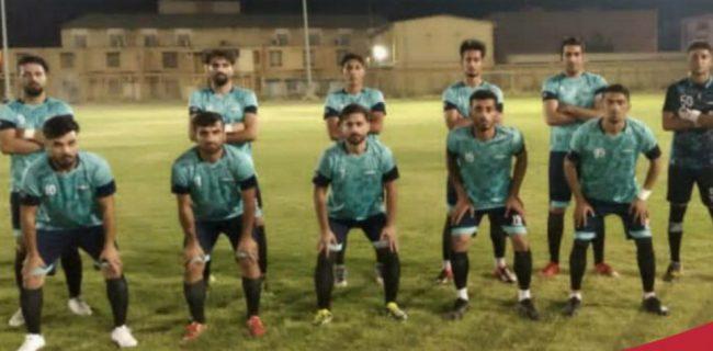 یکه تازی سپاهان ایذه در لیگ سه فوتبال ایران در بی مهری و بی توجهی مسئولین